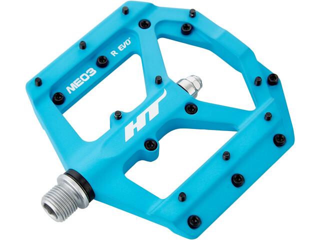 HT Evo-Mag ME03 Pedalen, blue